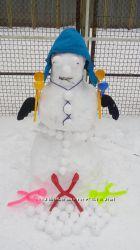 Прибор для лепки снежок большой и маленький низкие цены