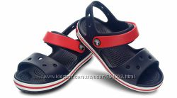 Детские сандалики кроксы