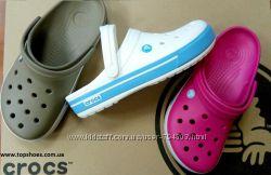 Кроксы Crocs Crocband 2. 5 Оригинал