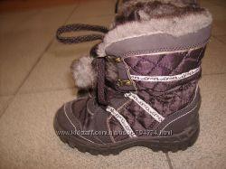 Зимние ботинки NEXT на девочку