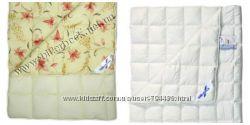 Одеяла с антиаллергенным, бамбуковым, шелковым наполнителем Billerbeck