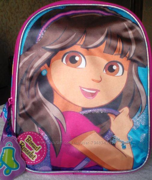 Рюкзак для дошкольников с Дашей