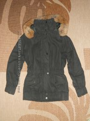 итальянская куртка-парка Stefanel