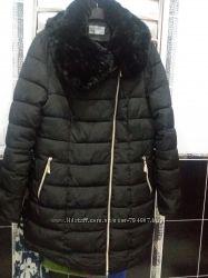 Зимнее очень теплое пальто