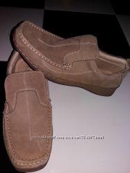 Туфли Geordge Ultra Comfort 45 размер натуральные