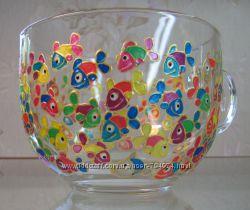 Чашка Рыбки