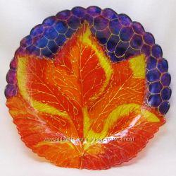 Блюдо-тарелка Осень 214