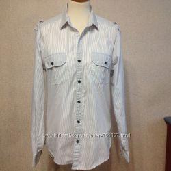 Рубашка муж. Urban Spirit, р. S, хлопок