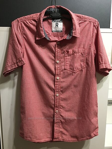 Рубашка Rebel , р.146-152, хлопок
