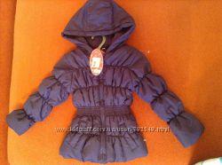 Новая куртка Juniors на 2-3 года