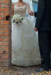 Невенчаное свадебное платье