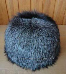 Продам шапку чернобурку , цельная . идеальное состояние