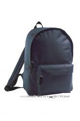Рюкзак унисекс SOLS RIDER темно-синий