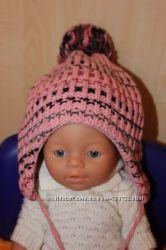 Зимняя шапка на девочку Lassie by Reima 48-50