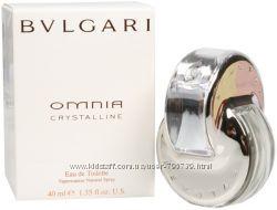Omnia Crystalline Bvlgari для женщин оригинал