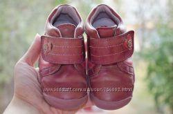 Красивые кожаные туфельки кроссовки ботиночки Elefanten Элефант 20 р.