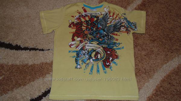 Продам фирменные футболки для мальчика Лето