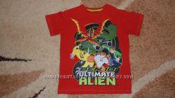 Продам фирменные футболки для мальчика