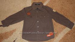 Продам фирменную рубашку для мальчика