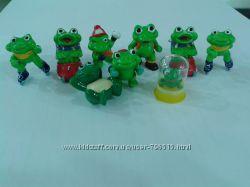 Игрушки из киндеров Winx
