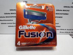 Сменные картриджи Gillette