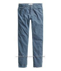 Мужские вельветовые джинсы, р 17586