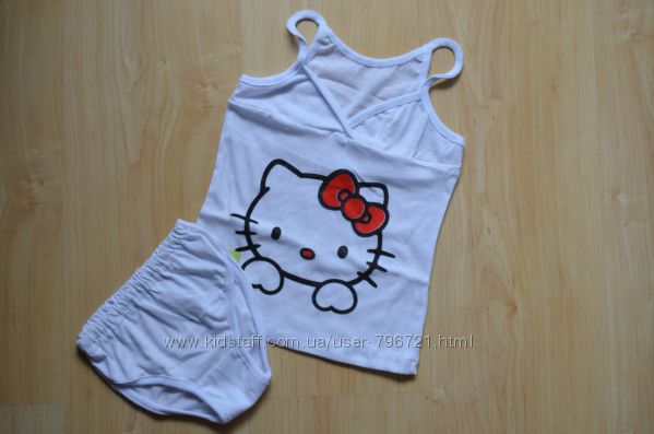 Комплект белья для девочек Hello Kitty
