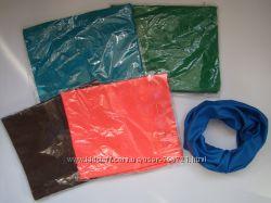 Трикотажные шарфики-хомутики для ваших модников и модниц