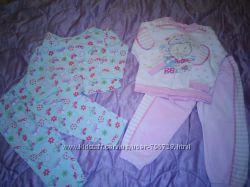 Пижамки девочке на 2-3 года