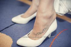 Свадебные туфли Louisa Peeres 39 размер