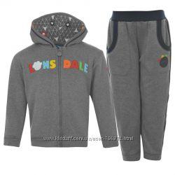 Спортивный костюм LonsDale   для девочки 5-6 лет оригинал