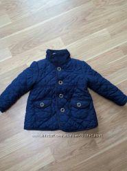 стeганная курточка для малышки