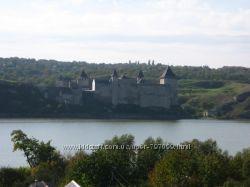 Дачный участок с шикарным видом на Хотинскую крепость от владельца