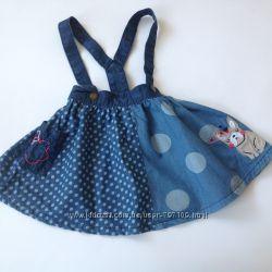 красивые  юбки на малышку 1-3 годика