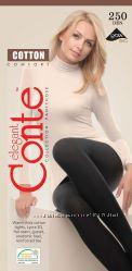 Cotton колготки, леггинсы Conte