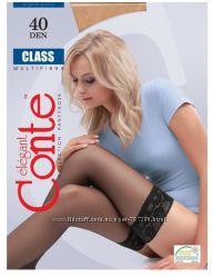 Class чулки женские Conte 12, 20, 40 den