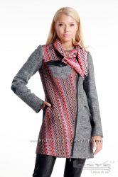женское полу-пальто