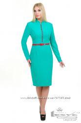 женское платье р 46 48 52