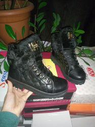 Зимние классные ботиночки недорого