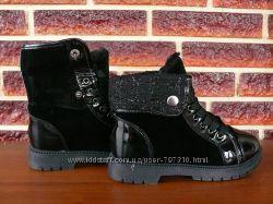 классные ботинки зима недорого