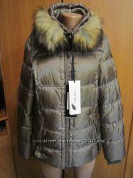 женская брендовая зимняя куртка Milestone