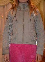 Молодёжная женская куртка