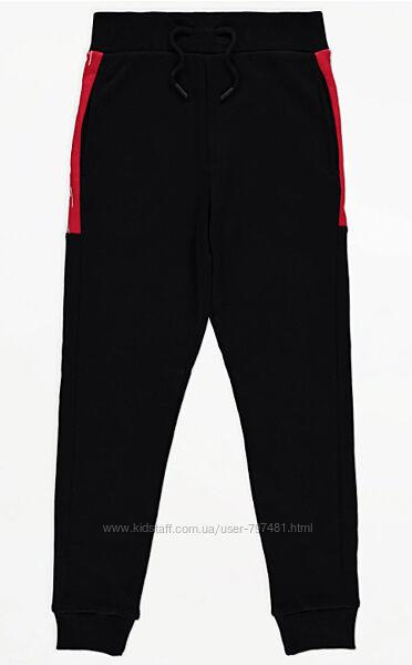 Джоггеры, спортивные брюки George Англия 7-8лет рост 122-128см