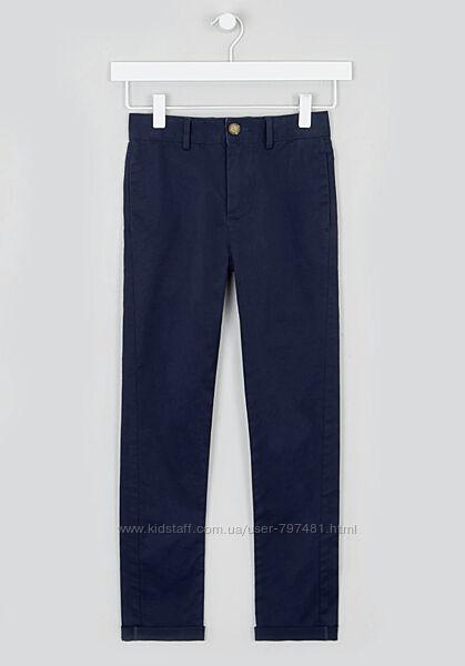 Брюки чинос slim, джинсы stretch Matalan Англия рост 122-134см 8лет