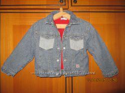 Модненька джинсова курточка на хлопчика d5099e6e0572f