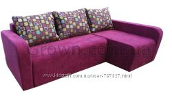 Угловой диван Каскад