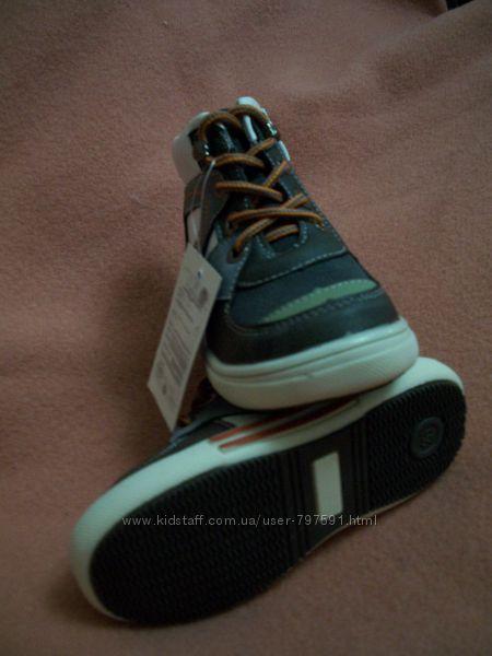 Стильные ботиночки для малыша