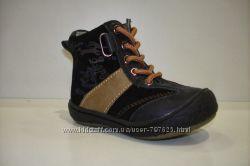 Кожаные ботиночки Лапси 20р стелька 12, 5 см