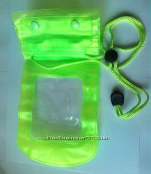 Водонепроницаемый чехол для телефона, документов, ключей на пляж бассейна