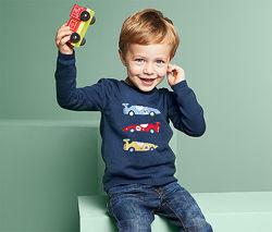 Свитер пуловер на мальчика Tchibo.
